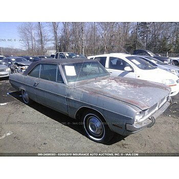 1970 Dodge Dart for sale 101103534